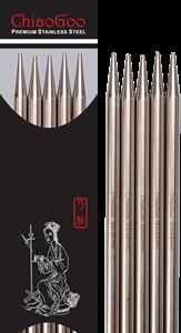 Strumpstickor i metall