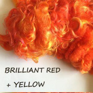 Kallfärg BRILLIANT RED