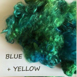 Kallfärg BLUE