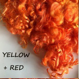 Kallfärg YELLOW